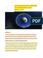 Rezonanța Planetară Face Vârfuri de 36 Hz