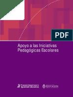 apoyo las iniciativas pedagogicas escolares.pdf