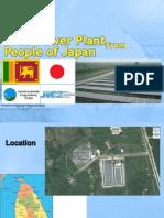 Japan-sri Lanka Solar Final Presentation