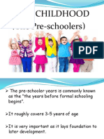 Early Childhood.pptx