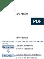 Inheritance (1)