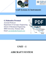 AS0403 Aircraft Systems Instruments