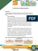 Tipos de Infecciones y Medidas Preventivas