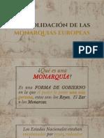Monarquias Europeas