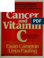 [ Cancer and Vitamin C ] ebook pdf by [ Linus Pauling ] , Cameron, Ewan;Pauling, Linus, 1901-1994, j