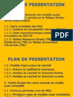PLAN DU COURS GPE 2010 Cours Modele Budget Eco