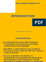 COURS GPE 2010  cours modele Budget eco I.ppt