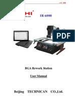 IR6000 Manual English