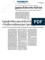 03.05.19 Rassegna Stampa