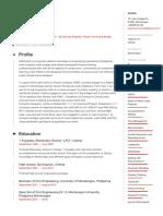 Marko Pavlićević - Resume - Graduate Civil Engineer - Site Engineer - QC