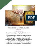 Arcangel Casiel Aclara Situaciones Confusas