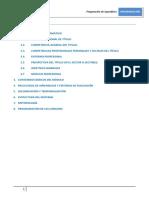 Programación Preparación de Superficies FPB