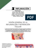 Inflamación - inmunología .pptx
