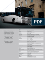 Ficha técnica del autobús ALLIADO