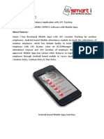 smartSOLUTION - Mobile Application with GPS Tracking.pdf