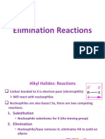 elimination reactions for everyone by iitk