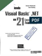 21 Lecciones de Programacion  Avanzada en .NET