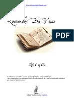 Vita e opere di Leonardo Da Vinci