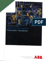 ABB Instrumentation FLowmeter Handbook.pdf