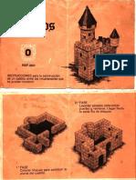 Manual de Instrucciones Serie Azul Exin castillos
