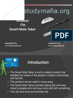 Smart Note Taker PPT.pptx