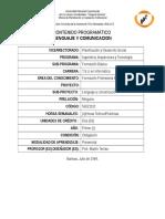 contenido programático de Lenguaje y Comunicación TSU en Informática UNELLEZ