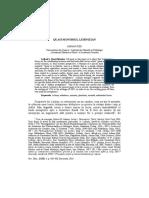 ADRIAN NITA, Quasi-monismul Leibnizian