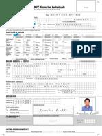 REKYC Form Individual