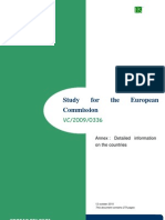Study Protection of Supplementary Pensions in Case of Insolvency - Annex Countries Final[1]