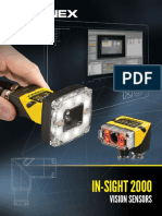 Cognex IS2000   Barcode   Automation