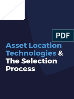 AirFinder - Asset Location Technologies & the Selection Process