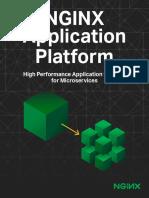 2018 11 19 NGINX Application Platform