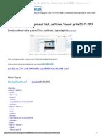 Canale Românești Online Protocol Flash, AceStream, Sopcast 2019