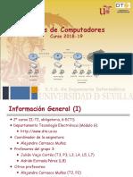 Presentacion Asignatura TI 2018 19