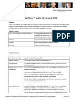 Packet Tracer Mobile Release Notes IOS 2.0