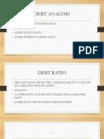 DEBT ANALYSIS.pptx