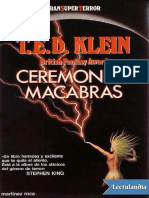 Ceremonias macabras - T. E. D. Klein.pdf