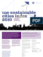 Sustainable Cities Index 2010 FINAL 15-10-10