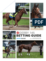 Courier Journal Kentucky Derby Betting Guide 2019