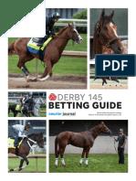 Courier Journal Kentucky Derby Betting Guide 2019