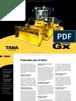 Catalogo Compactadores Tana Series Gx