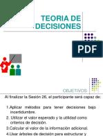 26.Teoria de Decisiones