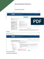 Manual de Instalación VisualFac