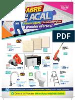 Acal Home Center - Ofertas Abre Mês - Maio 2019