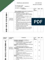 0planificarea Calendaristica Cls 10 Sem 2