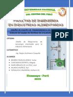 Informe de Maquinas Hidraulicas-1