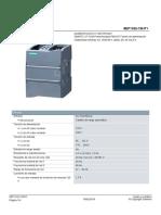 Fuente de alimentación SIMATIC S7-1200