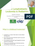 Leukemia in children