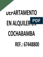 DEPARTAMENTO EN ALQUILER EN COCHABAMBA.docx