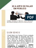 Curso a Arte de Falar Em Público [Read-Only]
